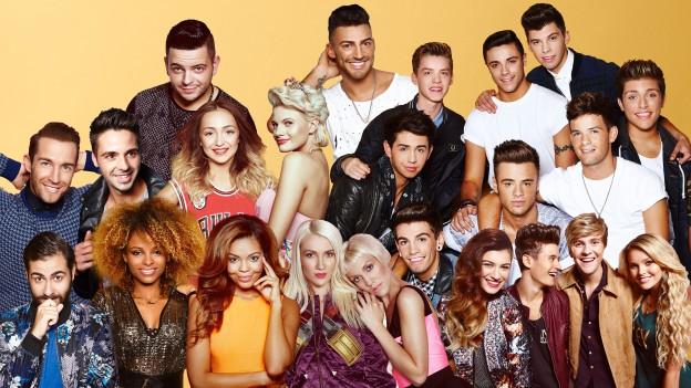 The X Factor Final 12
