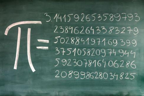 Memorising Pi