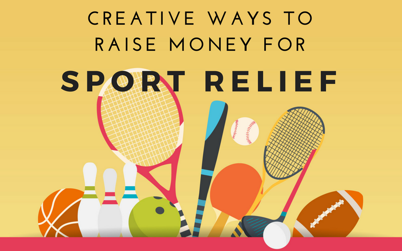 Creative Ways to Raise Money for Sport Relief