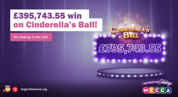 Cinderella's Ball big winner