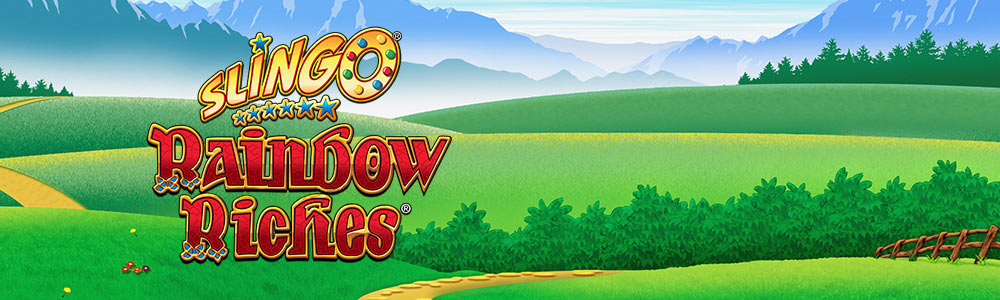 Slingo Bingo Rainbow Riches