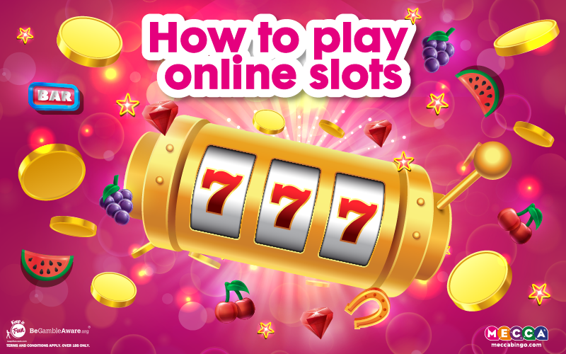 Mecca Bingo How to play Slots