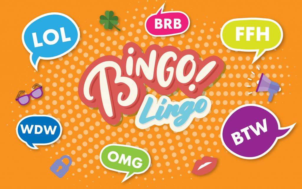 Bingo Lingo terminology - bingo terms and slang