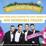 Mecca Dream Come True Is LIVE: How To Play, And WIN!