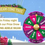 Week 3 Winners & Adele Silva Live Draw