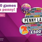Win £500 By Spending A Penny!