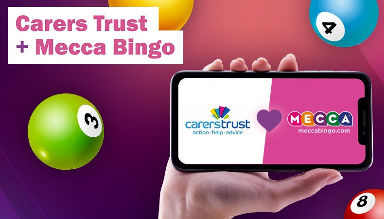 Carers Trust and Mecca Bingo - Featured Image - Blog