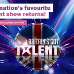 Don't forget to join in the Britain's Got Talent Bingo fun