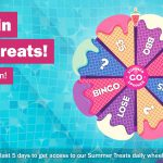 Win summery treats in our Summer Sessions