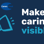 Chris Hughes helps to #makecaringvisible this Carers Week