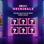 Mecca Originals presents 'Open the Box'