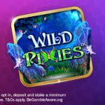 This week we're granting you a magical 25 free spins on our top slot: Wild Pixies
