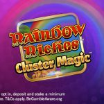 Top of the Slots: Free spins and magical wins with Rainbow Riches Cluster Magic