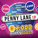 Penny Power Bingo: Win up to £500 with 1p tickets