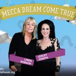 Mecca Dream Come True: Quick Fire Round with Linda Robson and Lesley Joseph