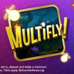 Get 25 free spins on this week's top slot, Multifly