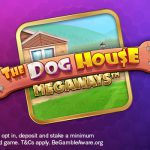 Treat yourself to 25 free spins on this week's top slot, The Doghouse Megaways