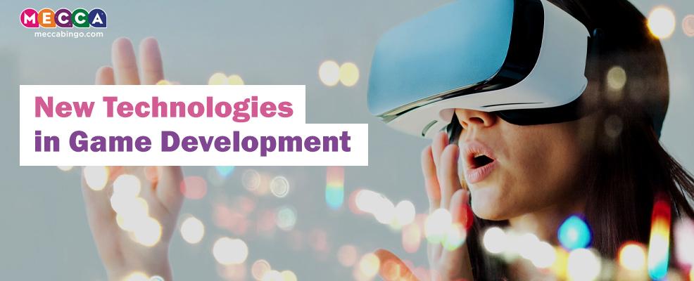 technologies in games development