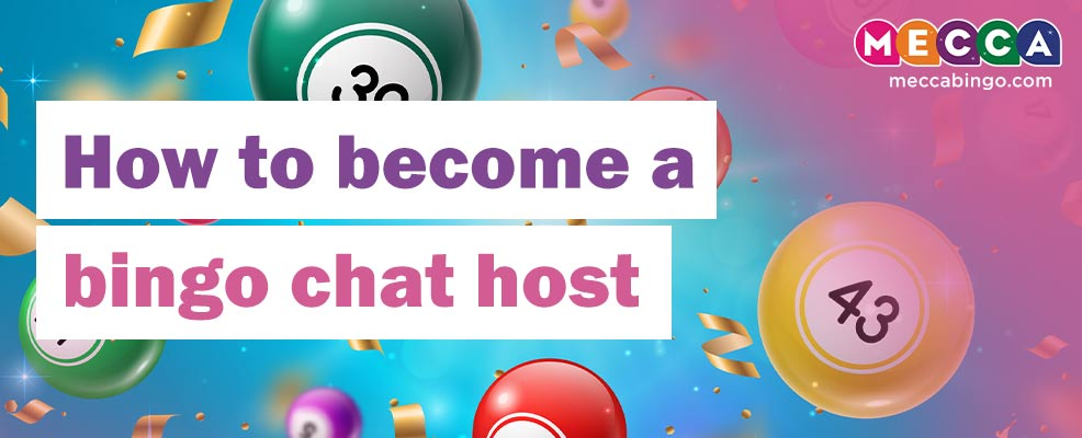 Become a Bingo chat host