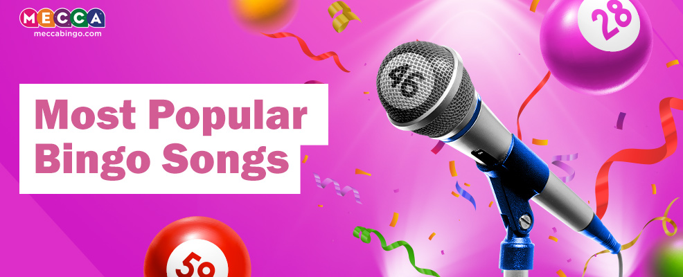 most popular bingo songs